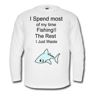 Angling-News T Shirt pages